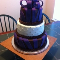 Kalie's Baby Shower Cake