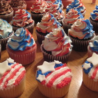 4Th Of July Cuppies