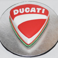 Ducati Birthday Cake Ducati Motorcycle Birthday Cake