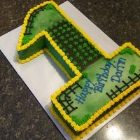 John Deere 1St Birthday