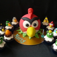 Really Angry Birds! =)