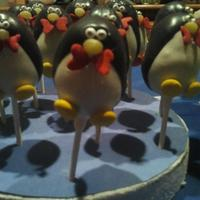 Penguin Cake Pops Penguin cake pops