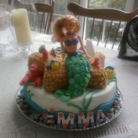 Emma's Birthday Cake