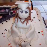 Graduate Sara Made from MMF