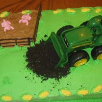 Pictures_095.jpg for a little boy who wanted a tractor and pigs for his birthday.