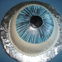 Cake For An Eye Doctor Cake for an eye doctor!