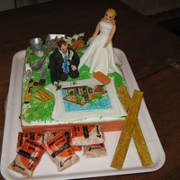 Wedding Cake For My Son