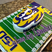Lsu Eye Of The Tiger Cake LEAD Technologies Inc. V1.01