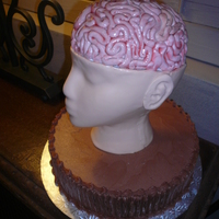 Cake On The Brain!