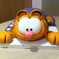 Garfield   From Debbie Brown's book, easier than I thought it would be!!
