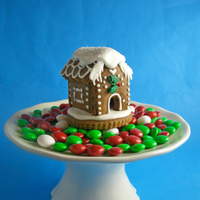 Minigingerbreadhouse