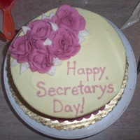 "Secretary's Day  my husband was just elected Secretary of his motorcycle club, so of course i HAD to make something ""pretty."" it had been at least..."