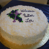 Welcoming Cake