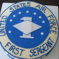 Retirement Cake Air Force Retirement Cake