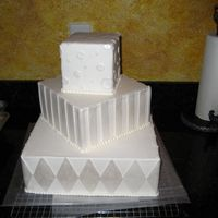 Wedding Faux Cake