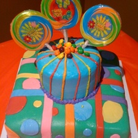 Candyland Themed Birthday