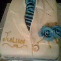 Confirmation Cake For A Boy made cake like what theboy had on