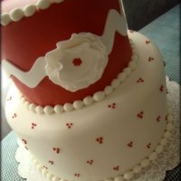 Red And White Birthday
