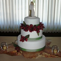 Brookes Wedding Cake