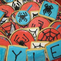 Spiderman Cookies NFSC with RI