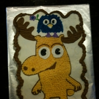 Moose & Zee buttercream