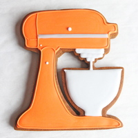 Stand Mixer Cookie Stand Mixer Cookie