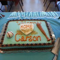Baseball Themed Baby Shower Baseball themed baby shower