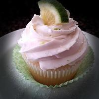 The Virgin Margarita Cupcake The Virgin Margarita Cupcake
