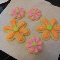 Flower Cookies Flower Power Cookies