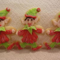 Christmas Elf Cookies