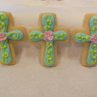 Easter Cross Cookies