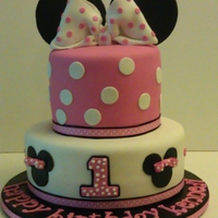 Minnie Mouse Cakejpg