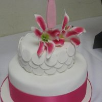 Daughters First Communion Cake