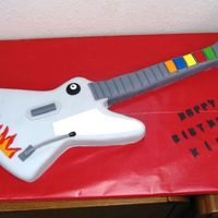 Guitar Hero This one was fun to make