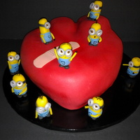 Minion Heart Repair Team My tech support team works with heart patients. For customer service week we shared a communal pot luck meal. This was my contribution to...