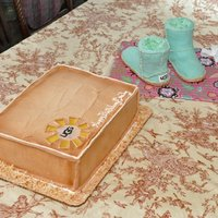 Emily's Birthday   18 th birthday, ugg boots and ugg box