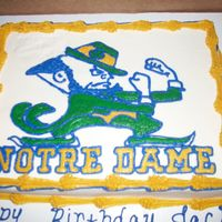Notre Dame   All BC Notre Dame Fighting Irish