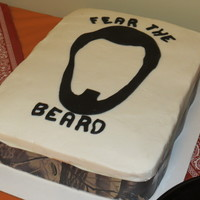Duck Dynasty Beard Made for my husband's 30th to go with our Duck Dynasty party.