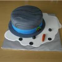 Poor Frosty Thanks to all similar cc cakes for the idea. Hat, eyes, buttons and carrot made with mmf. TFL