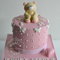 Bear Cake Forever friends