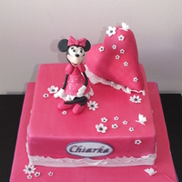 Minnie Mouse Cake Minnie mouse for girl