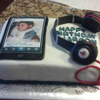 Mini Ipad And Beats Headphones All Made From Cake And Mmf Mini IPad, and Beats headphones. All made from cake and MMF