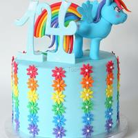 Mlp Rainbow Dash MLP Rainbow dash