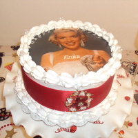 Marilyn Monroe I made this for my Daughter 26 Birthday