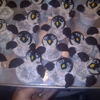 Penguins (Happy Feet 2) Cupcakes