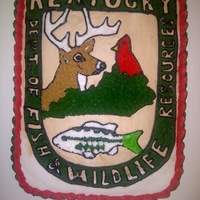 Kentucky Wildlife Emblem