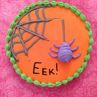 Halloween Spider Web Chocolate Sugar Cookie With Royal Icing Halloween spider web chocolate sugar cookie with royal icing