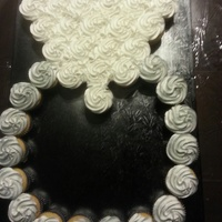Diamond Ring Cupcake Cake Diamond Ring Cupcake Cake