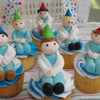 Party Doctor Cupcakes
