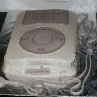 Ipod Cake This was for my 14 year olds birthday. I put the time he was born in the time space on the ipod.Not bad for a quickie